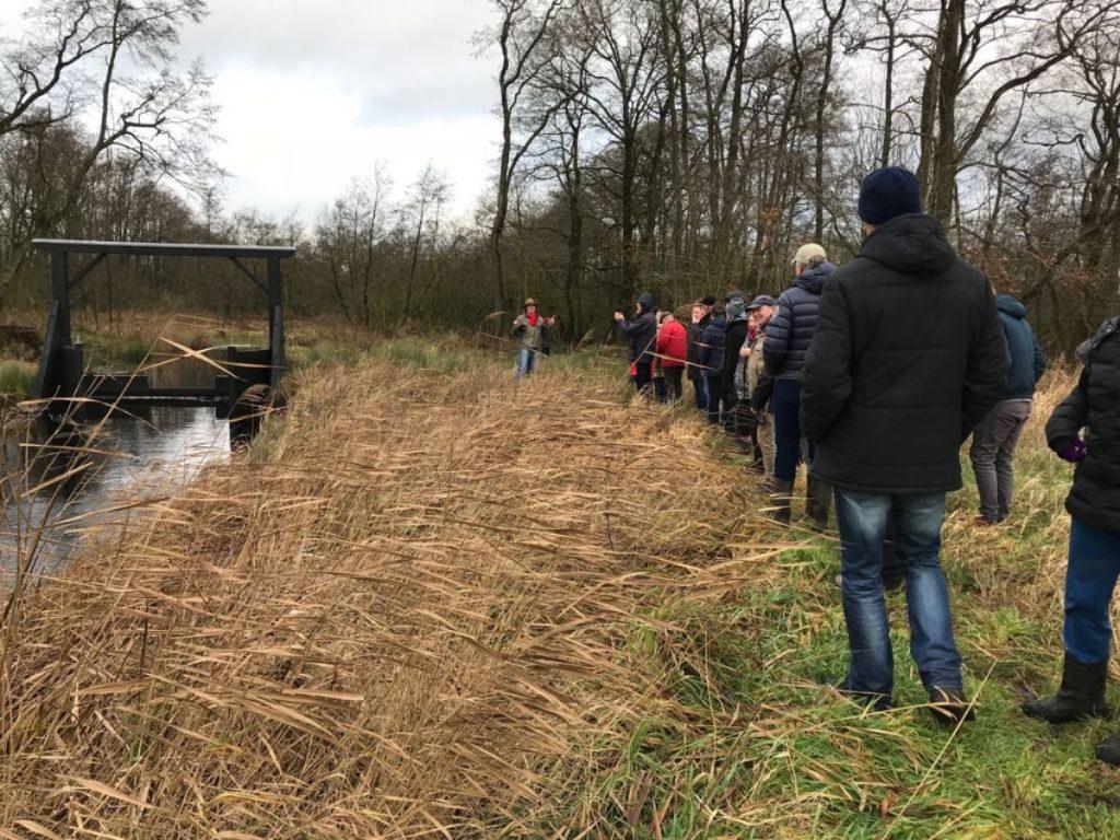Wandeling olv Karst Berkenbosch, Oldeberkoop 2018
