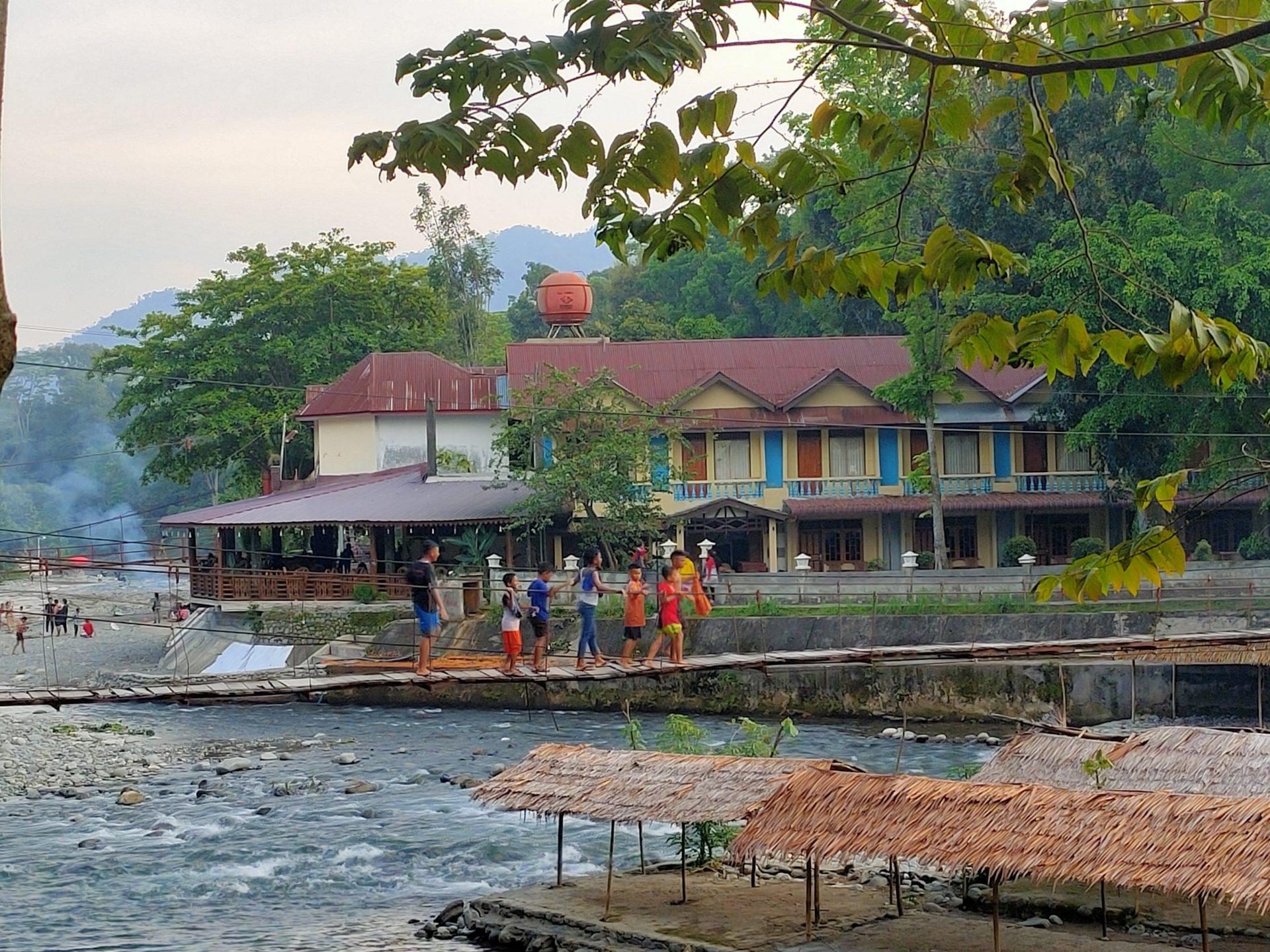 Bohorok Rivier, Bukit Lawang