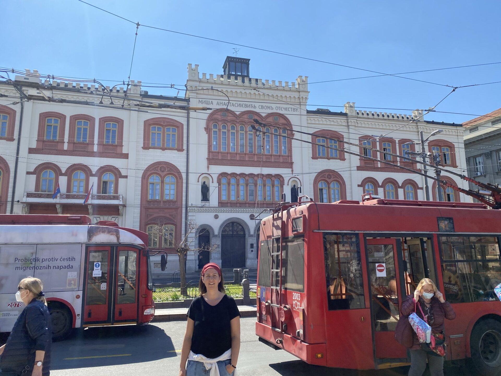 faculteit van Belgrado