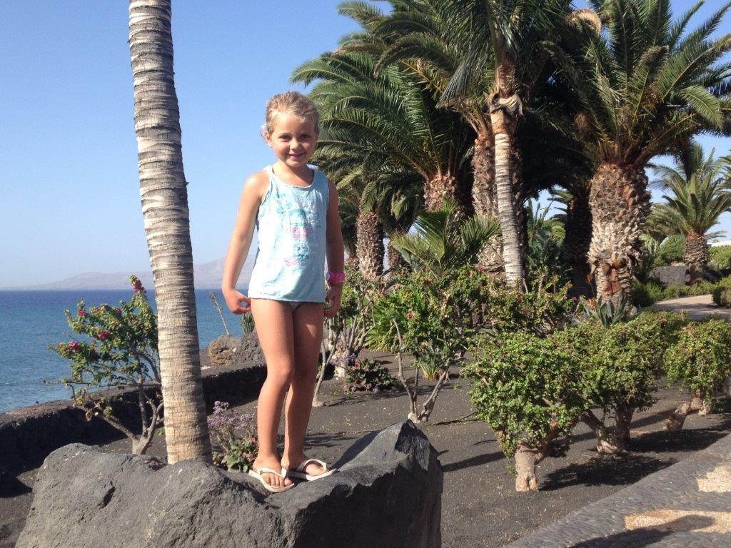 reisblogs zuid europa Lanzarote